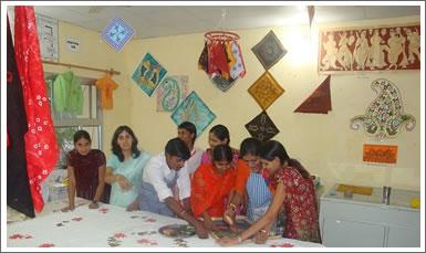 Certificate In Textile Designing Printing
